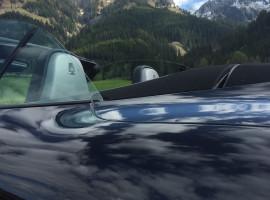 60 Min. Porsche 911 Cabrio selber fahren in Füssen
