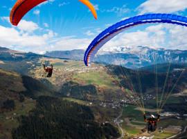 Gleitschirmfliegen Schnupperkurs in Gernsbach für zwei Tage