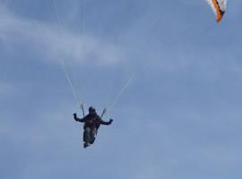 Gleitschirmfliegen Schnupperkurs in Holzkirchen für zwei Tage