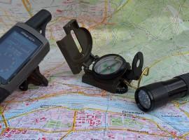 GPS-Schatzsuche in Leipzig, Sachsen