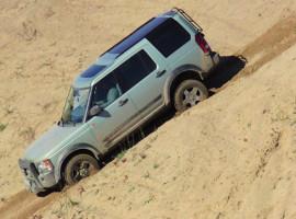 Geländewagen-Tour mit eigenem Fahrzeug in Grabow