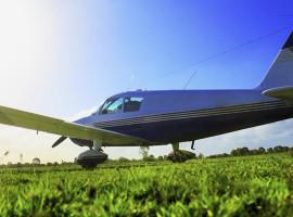 30 Min. Flugzeug selber fliegen Greding