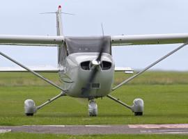 45 Min. Flugzeug Rundflug Greding