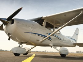 50 Min. Flugzeug Rundflug Greding