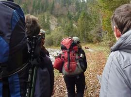 Survival Kurs in Greifenstein