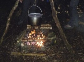 Wildnis-Survival-Wochenende in Greifenstein