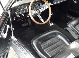 1966er Ford Mustang Wochenende mieten in Hagen