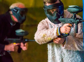 "Paintball spielen ""1000 Paintballs"" Hagen"