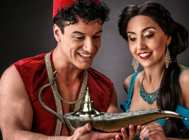 Musical Dinnershow in Halle