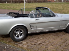 1 Tag 1966er Ford Mustang selber fahren in Hamburg
