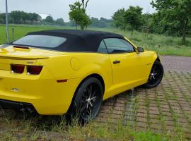 1 Tag Chevrolet Camaro Bumblebee selber fahren in Hamburg