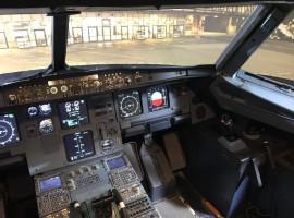 60 Min. Flugsimulator Airbus A320 in Hamburg-Hafencity