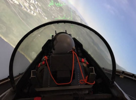 60 Min. Kampfjet Flugsimulator in Mainz