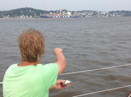 2,5 Std. Hafenrundfahrt auf der Elbe in Hamburg-Baumwall