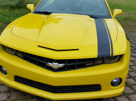 7 Tage Chevrolet Camaro Bumblebee mieten in Hannover