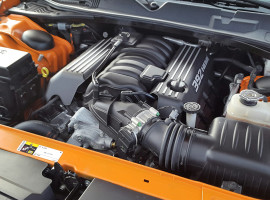 7 Tage Dodge Challenger SRT mieten in Hannover