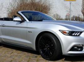 7 Tage Ford Mustang GT Premium mieten in Hannover