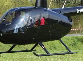 20 Min. Hubschrauber Rundflug ab Osnabrück
