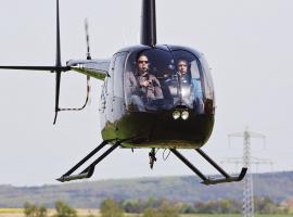 60 Min. Hubschrauber Rundflug ab Paderborn-Haxterberg