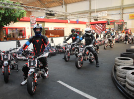 Pitbike Training in Hannover
