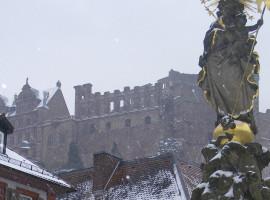 "Stadtführung ""Brückenaff und Kettenkalb"" in Heidelberg"