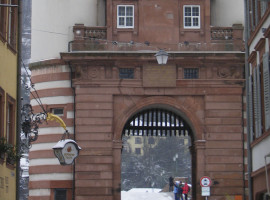 """Stadtführung """"Hexen Spuk und Teufelswerk"""" in Heidelberg"""