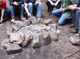 Wildnis-Survival-Wochenende in Heidelberg