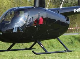 20 Min. Hubschrauber Rundflug ab Hildesheim