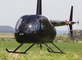 30 Min. Hubschrauber Rundflug ab Hildesheim