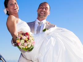 Hochzeits-Fotoshooting in Holzkirchen, Raum München in Bayern