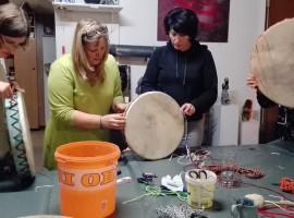 Trommelbau Wochenend-Workshop in Hohenstadt
