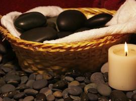 Hot Stone Massage in München, Bayern