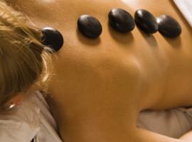 Hot Stone Massage in Oberursel, Raum Frankfurt in Hessen