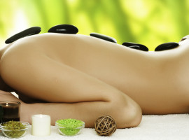 Hot Stone Massage (90 Min.) in Nürnberg