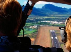30 Min. Hubschrauber Rundflug ab Flugplatz Jesenwang
