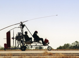20 Min. Tragschrauber selber fliegen Hünxe