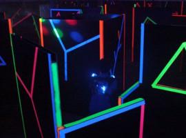 45 Min. Lasertag spielen in Ingolstadt