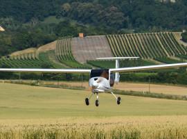 60 Min. Flugzeug Rundflug über Würzburg ab Ippesheim