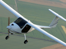 60 Min. Flugzeug Rundflug Ippesheim