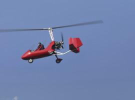 Tragschrauber Tagesausflug nach Wyk ab Itzehoe