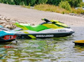 60 Min. Jetski fahren auf dem Rhein in Niederkassel-Rheidt