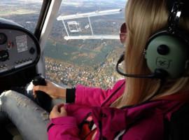 """Pilot für einen Tag """"180 Min. reine Flugzeit"""" ab Strausberg"""