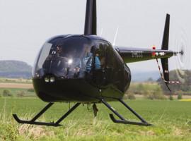 30 Min. Heli selber fliegen in Kassel-Calden