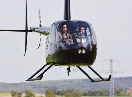 60 Min. Heli selber fliegen in Kassel-Calden