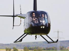 20 Min. Heli selber fliegen in Kassel-Calden