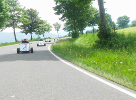 "3 Std. Hot Rod Tour ""Eifel Experience"" ab Aachen"