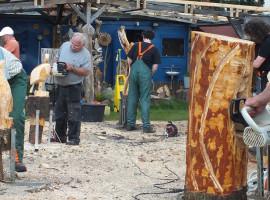 Kettensäge Workshop Ettlingen