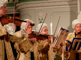 Klassisches Konzert in Berlin