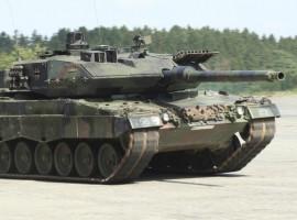 Schützenpanzer fahren in Stadtoldendorf