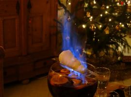 Feuerzangenbowle Herstellung in Köln-Nippes